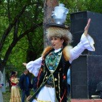 Репортаж с праздника Сабантуй. :: Андрей + Ирина Степановы