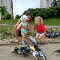 Мир и дети :: Виктор  /  Victor Соболенко  /  Sobolenko
