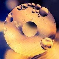 Капля масла в воде :: Анна Шелест