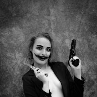 Мой Джокер :: Mikhail Bertov