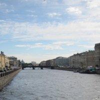 Река Фонтанка :: Маера Урусова