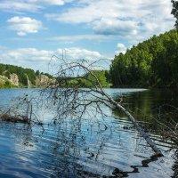 По Исети по реке :: Дмитрий Костоусов