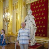 Под скипетром Великой Императрицы :: Дмитрий Никитин