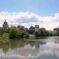 Новодевичий монастырь :: Татьяна Иванова