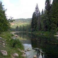 Спокойная река :: Вера Щукина