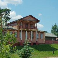 Свияжск.Дом с мезонином. :: * vivat.b *