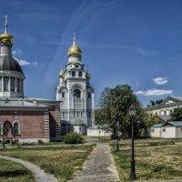 Рогожское...центр духовной русской  православности старообрядческой церкви.. :: Юрий Яньков