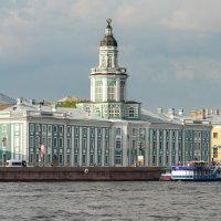 Санкт-Петербург. Виды с набережной Нивы. :: Владимир Лазарев