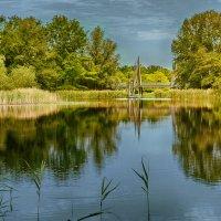 У тихого озера :: Татьяна Каримова