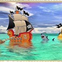 Pirates of XXI century. :: Anatol Livtsov
