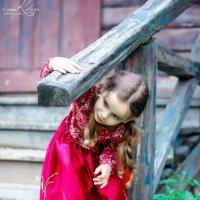 в деревне у бабушки :: Ирина Кулага