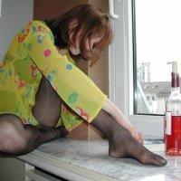 Любимая сестричка Галя демонстрирует ножки :: Alex