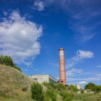 Индустриальный пейзаж :: Дмитрий Костоусов