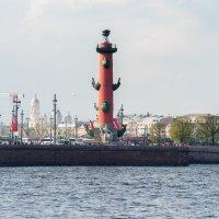 Санкт-Петербург. Набережная Невы. :: Владимир Лазарев