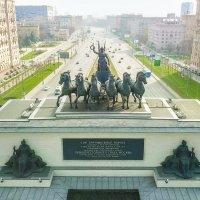 Красивая Москва летом :: Юрий Лобачев