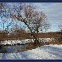 Давнишняя зима :: Валерий