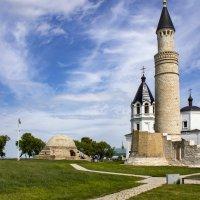 Северный мавзолей,Успенская церковь,Соборная мечеть :: Ольга Лиманская