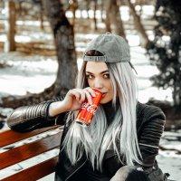 Опасная девочка :: Инна Гальцева