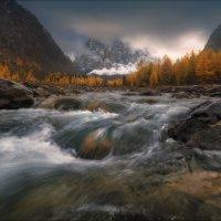 Осень в Актру :: Влад Соколовский