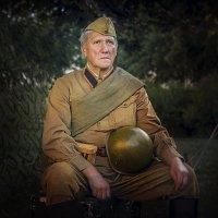 Солдат 41 го ... :: Виктор Седов
