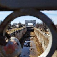 Углическая ГЭС :: Наталья Горшкова