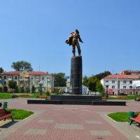 Памятник стратонавтам. :: Алексей
