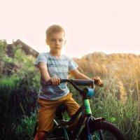 На велопрогулке :: Артем Тимофеев