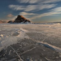 На Малом море в январе :: Александр Попов
