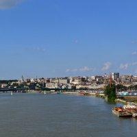 На мосту :: Ольга