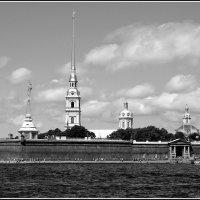 Санкт-Петербург. Петропавловская крепость. :: Ольга Кирсанова