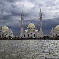 Белая мечеть :: Ольга Лиманская