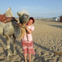 Я с Машей. :: Зинаида