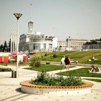 Нижневолжская набережная (Н.Новгород) :: Андрей Головкин