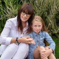 Доченька и мамочка :: Natalia Pakhomova