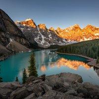 Озеро Морейн :: Alex Mimo