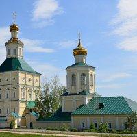 Иоанно-Богословский Макаровский мужской монастырь :: Алексей