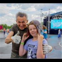 Фестиваль воздухоплавателей :: Сергей