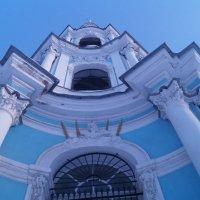 колокольня Никольского морского собора :: Серж Поветкин