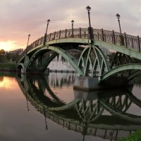Мост в Царицино :: ИРЭН@ .