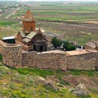 Монастырь Хор Вирап. Армения. :: Тамара Бучарская