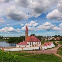 Приоратский дворец, Гатчина :: Александр Кислицын
