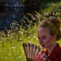 Нежный аромат Востока... :: Sergey Gordoff