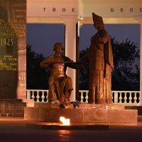 Памятник «Мать Мордовия» :: Алексей