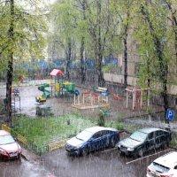 про дождь :: Елена Аксамит