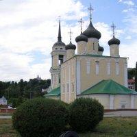 Успенский Адмиралтейский храм :: Анна Воробьева