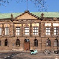 Здание Национального музея Польши. :: Nina Karyuk