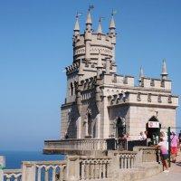 Замок. :: sav-al-v Савченко