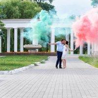 цветной дым :: Татьяна Захарова