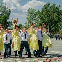 Выпуск в НВИ :: Светлана Винокурова