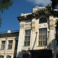 Покровская больница век 19 :: Ирина Шурлапова